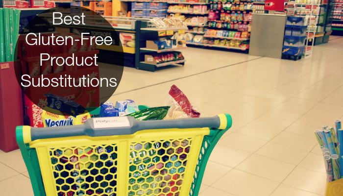 best gluten free substitutions