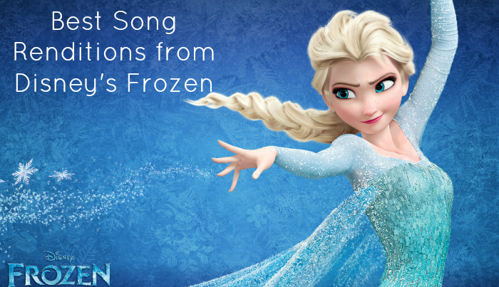 best songs from frozen