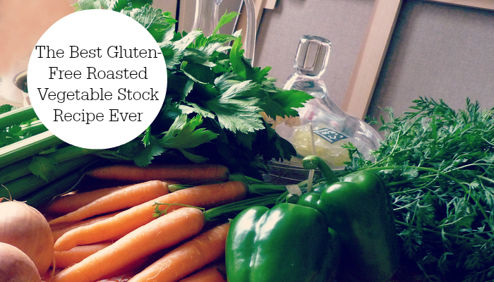 Gluten-Free Vegetable Stock Recipe
