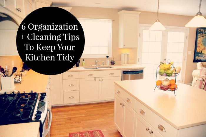 6 Life-Changing Kitchen Organization Tips