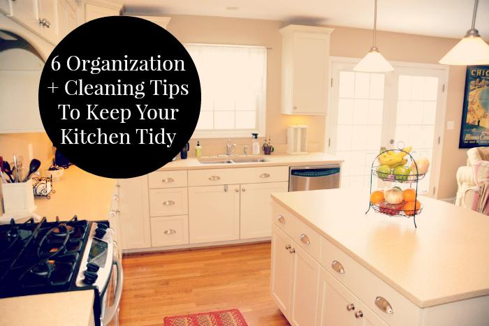 6 Life-Changing Kitchen Organization Tips